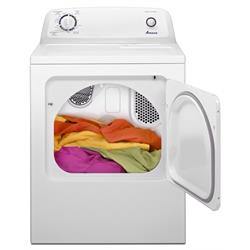 AMANA ELECTRIC DRYER NED4655EW Image